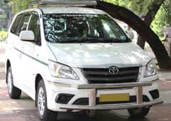 Toyota Innova AC Car on Hire